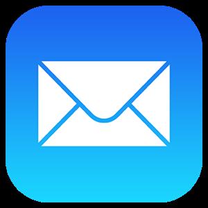 Mail apple logo